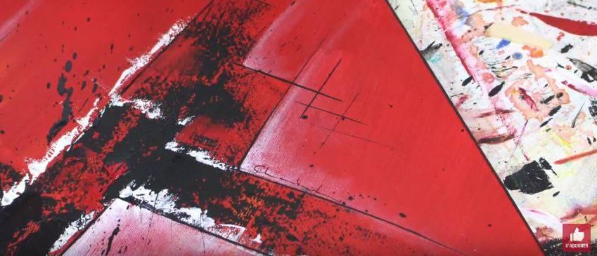 Comment Peindre Un Tableau Au Couteau