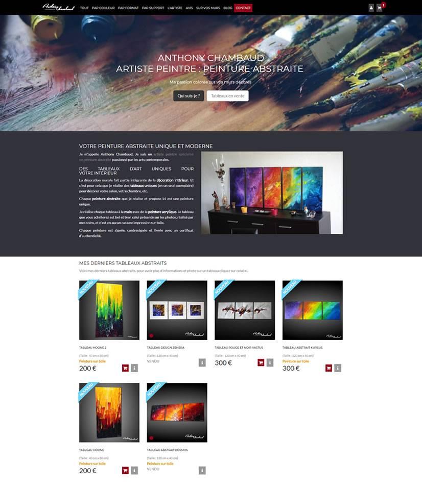 Site peinture