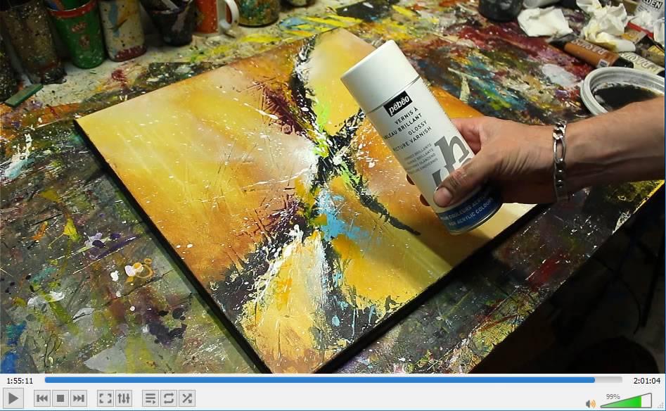 Comment Utiliser La Peinture Acrylique