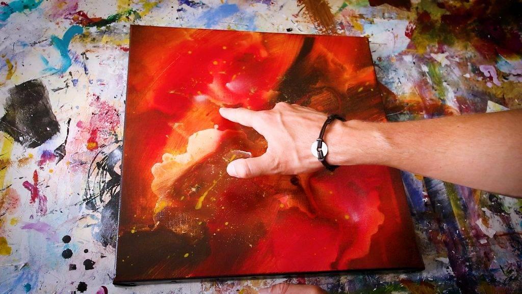 Cours De Peinture Glacis Cours Anthony Chambaud N 9